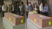 इजराइल से भारत आया केरल की नर्स सौम्या संतोष का शव, फिलिस्तीनी हमले में हुई थी मौत
