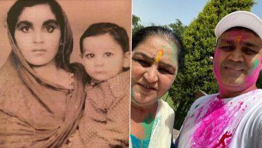 Happy Mother's Day 2021: मदर्स डे पर भावुक हुए Virender Sehwag, उनकी कविता पढ़के आंसुओं को संभालना हुआ मुश्किल