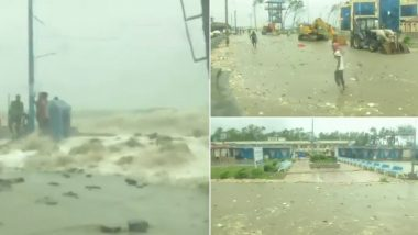 Cyclone Yas: 'Yas' is forecast to move towards Jharkhand by midnight, reaching the Orissa-Bengal coast