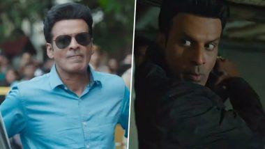 The Family Man 2 Trailer: श्रीकांत तिवारी के बेखौफ स्टाइल में लौटे Manoj Bajpayee, देखें 'द फैमिली मैन 2' का रोमांचक ट्रेलर Video