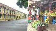 Goa: कोरोना के बढ़ते संक्रमण के बीच गोवा में आज से 24 मई तक कर्फ्यू लगा, सिर्फ आवश्यक सेवाओं की अनुमति