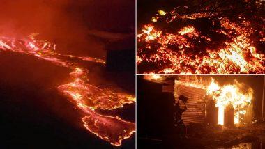 Congo volcano erupts: Mount Nairagongo volcano in Congo kills 32