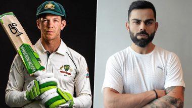 ऑस्ट्रेलियाई कप्तान टिम पेन ने विराट कोहली के बारे में किया बड़ा खुलासा, कही ये बातें