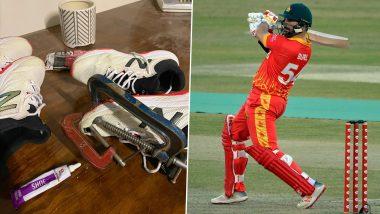 Zimbabwe के क्रिकेटर Ryan Burl ने फटे हुए जूतों की फोटो डालकर स्पॉन्सरशिप की अपील की, PUMA ने दिया ये जवाब