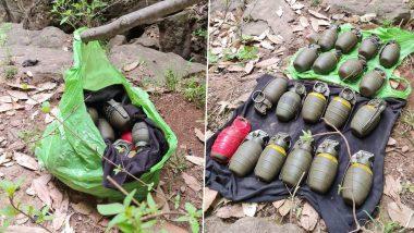 Jammu-Kashmir: सुरक्षाबलों पर हमले की बड़ी साजिश नाकाम, पुंछ मेंबरामद हुए 19 ग्रेनेड