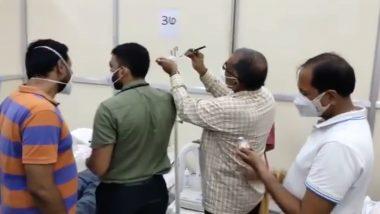 Gujarat: Video of BJP MLA VD Jalvadia Rimdesiv filling in Siranga goes viral, targets Congress