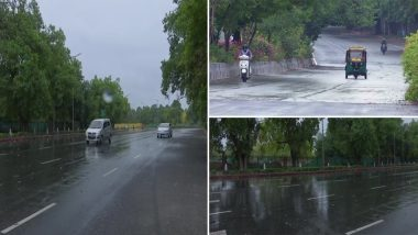 It is raining heavily in most parts of the country, find out the cause of this kind of rain