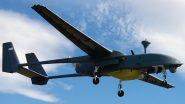 जम्मू-कश्मीर में फिर देखे गए संदिग्ध ड्रोन ने सांबा से पाकिस्तान की ओर उड़ान भरी, शुरू हुई जांच