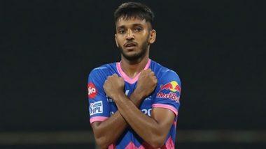 राजस्थान रॉयल्स के तेज गेंदबाज चेतन सकारिया के पिता का निधन, कोरोना से संक्रमित थे