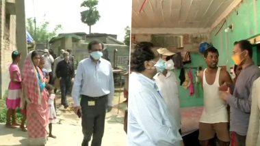 West Bengal Violence: गृह मंत्रालय की चार सदस्यीय टीम ने बीरभूम में हुई हिंसा से प्रभावित इलाकों का दौरा किया