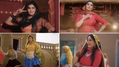 YouTube पर आग लगा रखी है Sapna Choudhary के इस गाने ने, 38 करोड़ से अधिक बार देखा गया