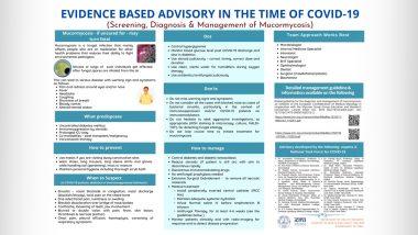 जानें, कैसे कोरोना के मरीजों में मिल रहे 'ब्लैक फंगस' संक्रमण का इलाज है संभव
