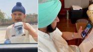 Ludhiana की सड़कों पर जुराबें बेचने वाले 10 साल के वंश की बात पर फिदा हुए Punjab CM कैप्टन अमरिंदर सिंह, वीडियो कॉल कर कही ये बात