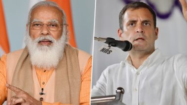 Congress leader Rahul Gandhi targeted Prime Minister Narendra Modi and said,