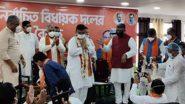 West Bengal: बीजेपी विधायक शुभेंदु अधिकारी पश्चिम बंगाल विधानसभा में विपक्ष के नेता चुने गए