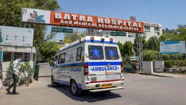 Delhi Oxygen Crisis: बत्रा अस्पताल में ऑक्सीजन की कमी से 8 मरीजों ने तोड़ा दम, एक डॉक्टर भी शामिल
