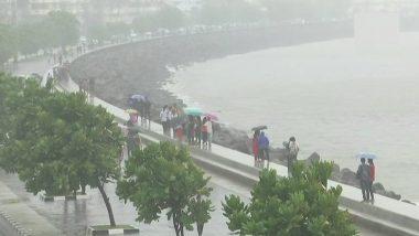 Cyclone Tauktae: चक्रवाती तूफान 'तौकते' की और बढ़ेगी ताकत, मुंबई-ठाणे में भारी बारिश का अलर्ट जारी, तेज हवाओं से नुकसान की संभावना