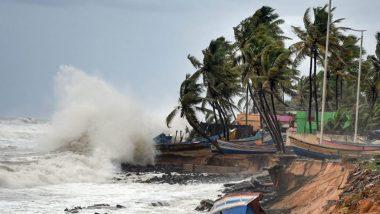 Cyclone Yaas: चक्रवात यास से हुए नुकसान का आकलन करने के लिए गृह मंत्रालय की टीम पश्चिम बंगाल का दौरा करेगी