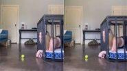Shocking! कुत्ता बनने का नाटक करके यह महिला हर महीने कमाती है इतना, जानकर उड़ जाएंगे आपके होश (Watch Viral Video)