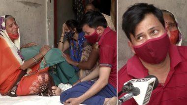 Delhi: कोरोना ने लील ली 5 महीने की परी की जिंदगी, परिजनों का रो-रोकर बुरा हाल