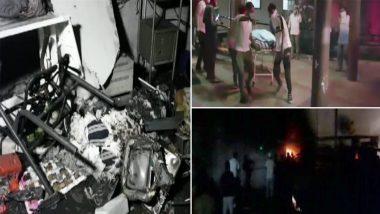 Gujarat Hospital Fire: भरूच में बड़ा हादसा, कोविड सेंटर में आग लगने से 18 की मौत