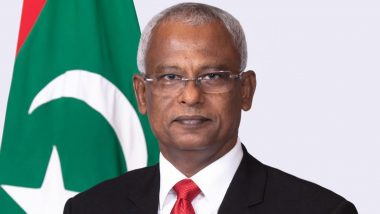 The damage done to Nasheed is an attack on democracy: Maldives President Md