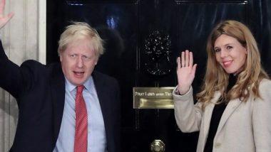 UK Prime Minister Boris Johnson has married fiance Kerry Symonds