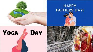 June 2021 Holidays Calendar With Festivals & Events: विश्व पर्यावरण दिवस, वट सावित्री, फादर्स डे, जानें सभी महत्वपूर्ण तिथियां और गवर्नमेंट हॉलिडे की पूरी लिस्ट