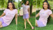 Monalisa Hot Photo: भोजपुरी एक्ट्रेस मोनालिसा ने पति विक्रांत के साथ शॉर्ट ड्रेस में फोटो की शेयर, हॉटनेस छुड़ा देगी पसीने