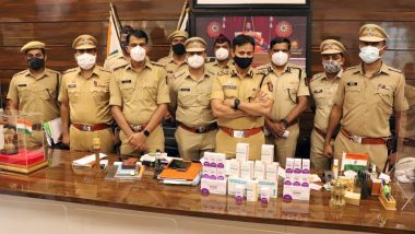 Pune: पिंपरी चिंचवड पुलिस की बड़ी कार्रवाई,  रेमेडिसविर इंजेक्शन  की कालाबाजारी करने के आरोप में  एक नर्स समेत 3 लोग गिरफ्तार