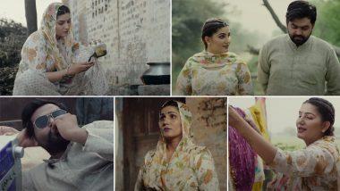 Sapna Choudhary: सपना चौधरी के नए गीत'Lakhmichand Ki Tek' में दिखी प्यार और रोमांटिक पलों की मिठास, देखें Video