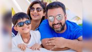 Raj Kundra Case: पॉर्नोग्राफी मामले में गिरफ्तार राज कुंद्रा के सामने पत्नी शिल्पा शेट्टी से मुंबई क्राइम ब्रांच की टीम ने की पूछताछ
