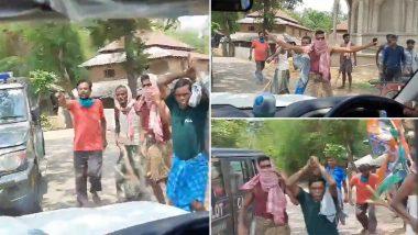 West Bengal: केंद्रीय विदेश राज्य मंत्री वी मुरलीधरन के काफिले पर हमला, गाड़ियों की खिड़कियां तोड़ी, देखें वीडियो