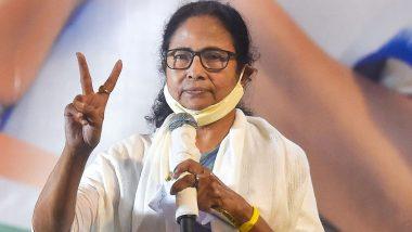 Mamata Banerjee Oath Ceremony: ममता बनर्जी कल सुबह 10:45 बजे लेंगी तीसरी बार सीएम पद की शपथ, समारोह में सौरव गांगुली-दिलीप घोष समेत ये लोग हैं आमंत्रित