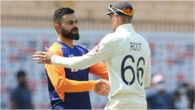 ENG vs IND 4th Test 2021: ओवल टेस्ट में इंग्लिश कैप्टन Joe Root ने जीता टॉस, लिया पहले गेंदबाजी करने का फैसला