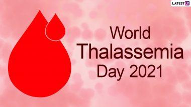 World Thalassemia Day 2021: क्यों कहते हैं भारत को कोथैलेसीमिया की राजधानी? कैसे करता है यह शरीर को प्रभावित?