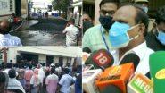 सीएम एमके स्टालिन ने दुर्घटना में मरने वालों को 5 लाख रुपये की राशि की घोषणा की