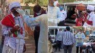 Madhya Pradesh: बारात लेकर जा रहे दूल्हा और कार चालक का कोविड टेस्ट आया पॉजिटिव, पहुंचे जेल