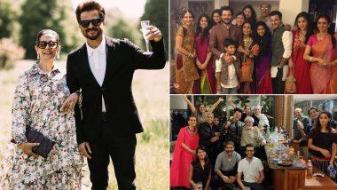 Anil Kapoor ने शादी की सालगिरह पर वाइफ Sunita Kapoor संग Photos शेयर कर बताया ऐसी है उनकी प्रेम कहानी