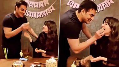 Arbaaz Khan ने प्यारभरे अंदाज में मनाया गर्लफ्रेंडGiorgia Andriani का जन्मदिन, देखें सेलिब्रेशन का ये Inside Video