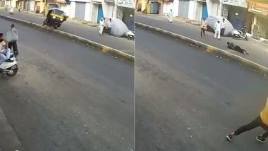 ऑटो रिक्शा ने धनबाद के न्यायाधीश को जानबूझकर मारी थी टक्कर : CBI