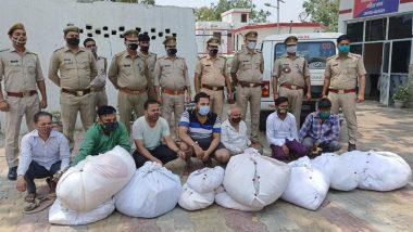 शर्मनाक: UP के बागपत में मृतकों के शवों से कफन चुराकर बेचने वाले गिरोह का भंडाफोड़, पुलिस ने 7 लोगों को किया गिरफ्तार