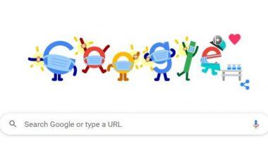 COVID-19 Vaccine Google Doodle: 'कोविड-19 वैक्सीन' को लेकर गूगल ने बनाया खास डूडल, टीके के महत्व के साथ बताए सेफ्टी टिप्स