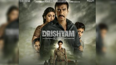 Ajay Devgn की फिल्म 'Drishyam 2' को लेकर नया विवाद, प्रोड्यूसर के खिलाफ दर्ज हुआ कोर्ट केस