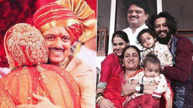 महाराष्ट्र के पूर्व मुख्यमंत्री Vilasrao Deshmukh के जन्मदिन पर बहुGenelia D'souza ने शेयर किया इमोशनल पोस्ट, फैंस भी हुए भावुक