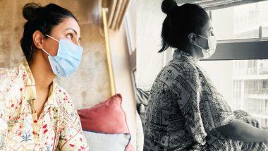 Hina Khan ने पिता के निधन के बाद सोशल मीडिया पर फोटो शेयर कर जाहिर किया दुख, खुद को बताया- Helpless Daughter