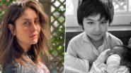 Kareena Kapoor Baby Boy Photo: छोटे भाई को गोदी में लिए नजर आए Taimur Ali Khan, Kareena Kapoor ने शेयर की बेहद क्यूट फोटो