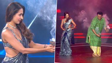 Malaika Arora ने Super Dancer 4 के मंच पर किया धुनुची डांस, लोगों ने किया जमकर Troll