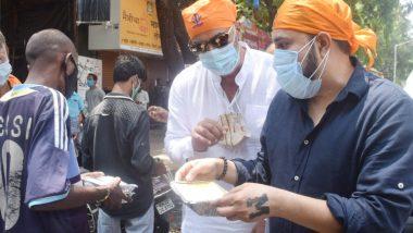 Lockdown के दौरान गरीबों की मदद करते दिखे Mika Singh, रोजाना 1000 हजार लोगों में बांट रहें हैं खाना