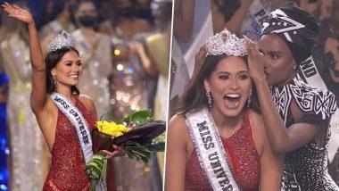 मेक्सिको कीAndrea Meza बनी Miss Universe 2020, COVID-19 को लेकर ऐसा जवाब देकर जीता खिताब